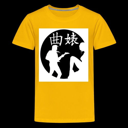 Music Lover Design - Kids' Premium T-Shirt