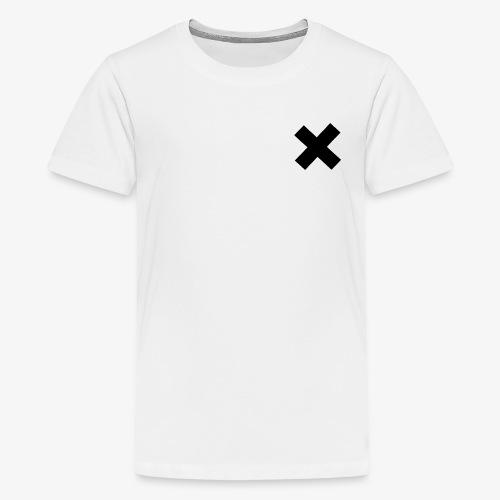 Cross My Heart Out - Kids' Premium T-Shirt