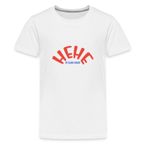 HEHE MERCH BY ELIJAH GIALDO - Kids' Premium T-Shirt