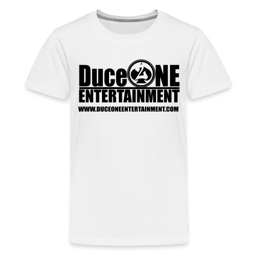 Duceoneentertainment logo - Kids' Premium T-Shirt