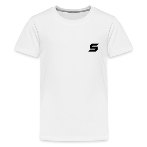 A s to rep my logo - Kids' Premium T-Shirt
