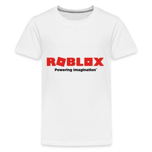 2017 ROBLOX logo - Kids' Premium T-Shirt