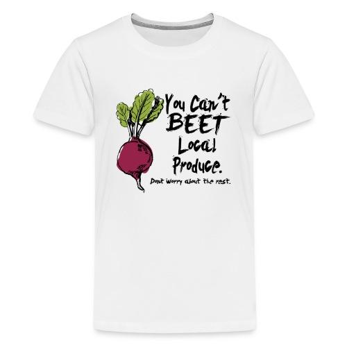 You can't beet copy - Kids' Premium T-Shirt