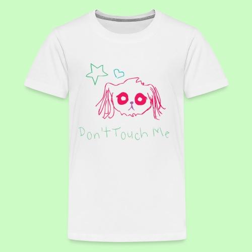 Don't Touch Me - Kids' Premium T-Shirt
