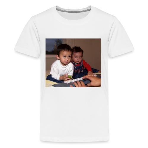 413502 3609601112345 1284731837 o - Kids' Premium T-Shirt