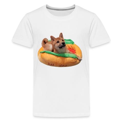 hot doge - Kids' Premium T-Shirt