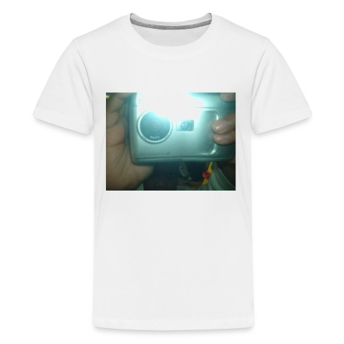 say smile - Kids' Premium T-Shirt