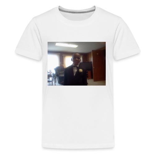 jerrold rance jr - Kids' Premium T-Shirt