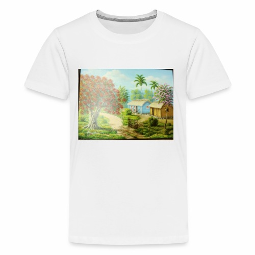 Country Side - Kids' Premium T-Shirt