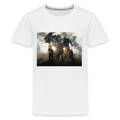 transformers 4 age of extinction - Kids' Premium T-Shirt
