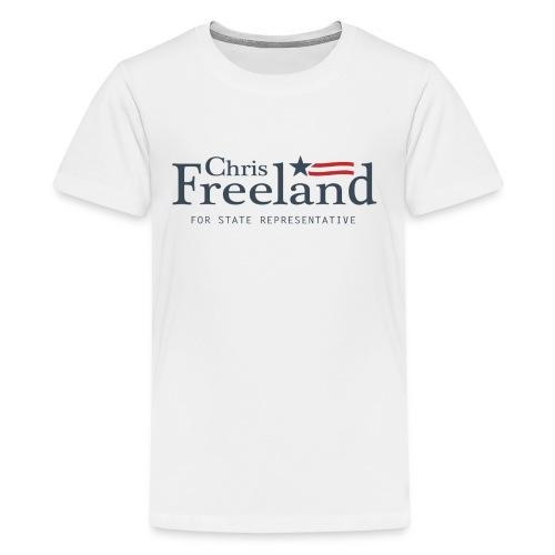 FREELAND FOR STATE REP - Kids' Premium T-Shirt