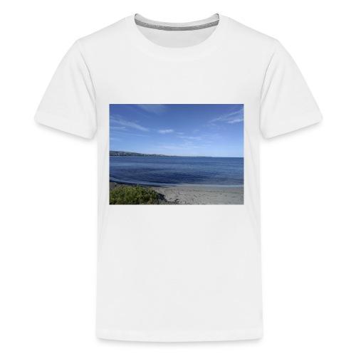 Dreambigworkhard - Kids' Premium T-Shirt