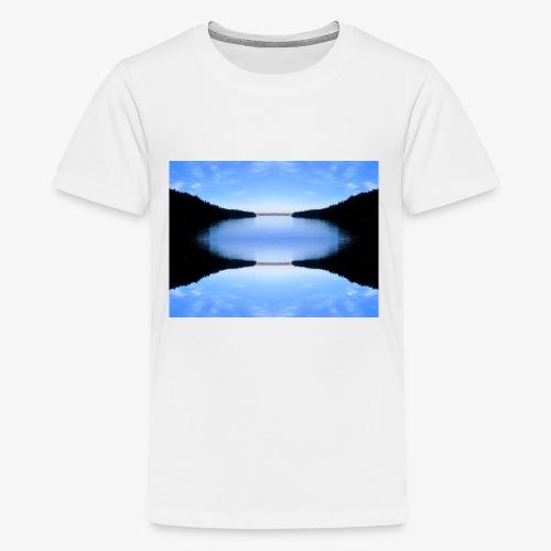 Reflecting Pool - Kids' Premium T-Shirt