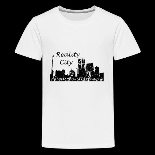Reality City - light - Kids' Premium T-Shirt
