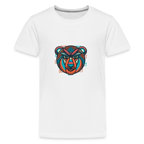Design Lion Panda - Kids' Premium T-Shirt