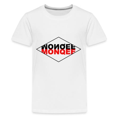 BLACK AND RED - Kids' Premium T-Shirt