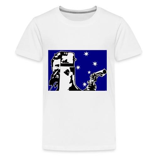 NED KELLY - Kids' Premium T-Shirt