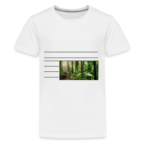 rainforest - Kids' Premium T-Shirt