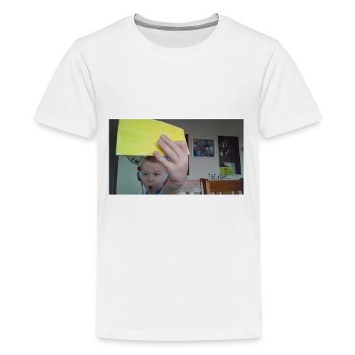 the paper golden shirt - Kids' Premium T-Shirt