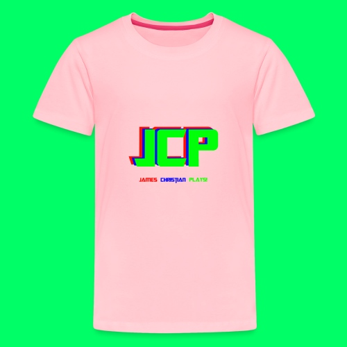 James Christian Plays! Original Set - Kids' Premium T-Shirt