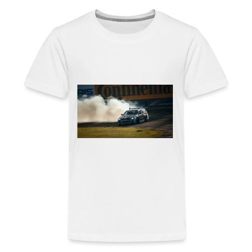 nissan skyline gtr drift r34 96268 1280x720 - Kids' Premium T-Shirt