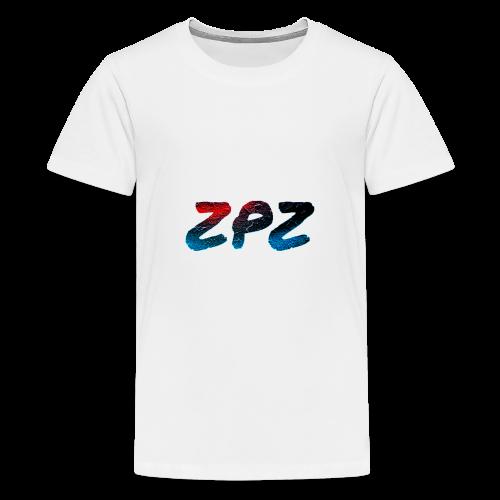ZPZ GALEXY LOGO - Kids' Premium T-Shirt