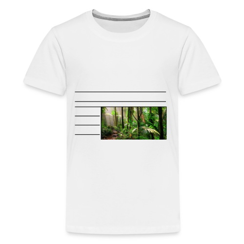 rainforest - Kids' Premium T-Shirt