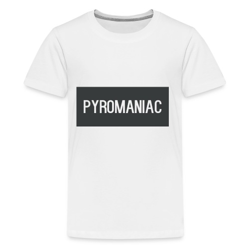 PyroManiac Clothing Line - Kids' Premium T-Shirt