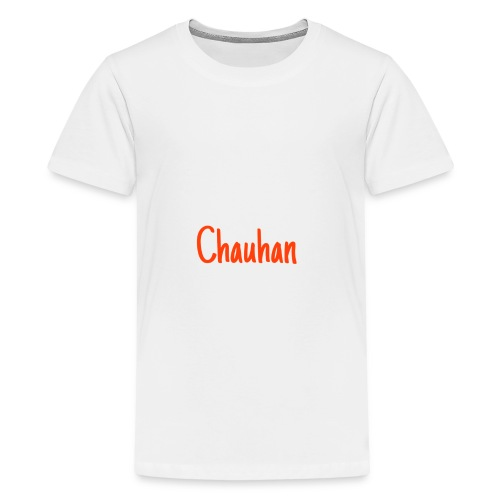 Chauhan - Kids' Premium T-Shirt