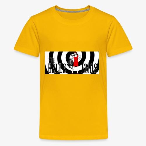 A1F52C3E 47DF 48C9 B616 35AA386F6493 - Kids' Premium T-Shirt