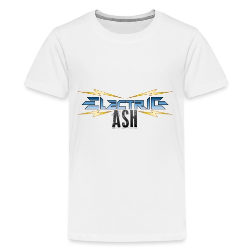 Electric Ash Logo - Main - Transparent Background - Kids' Premium T-Shirt