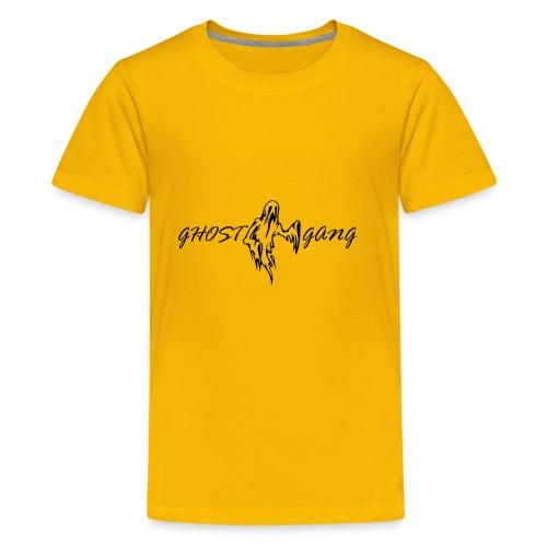 GhostGang Logo - Kids' Premium T-Shirt
