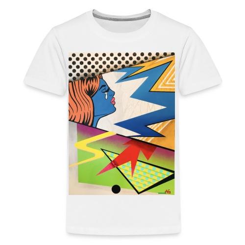 Retro POP - Kids' Premium T-Shirt