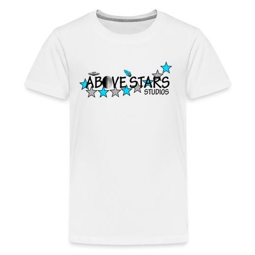 Above Stars studios - Kids' Premium T-Shirt