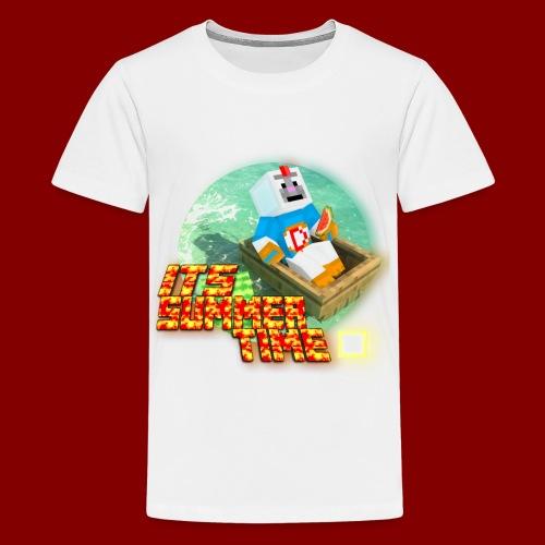 IT SUMMER TIME (SHIRTS, ACCESORIES) - Kids' Premium T-Shirt