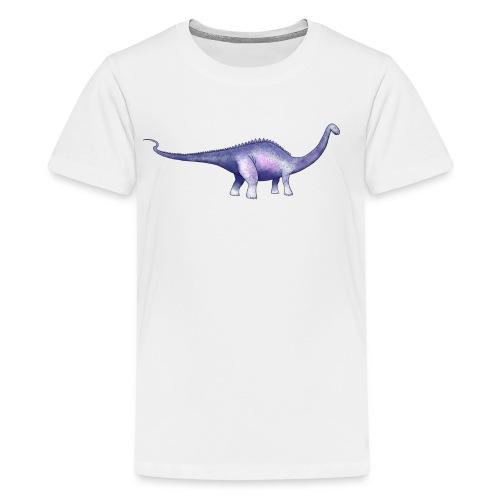 Dippy the Diplodocus - Kids' Premium T-Shirt