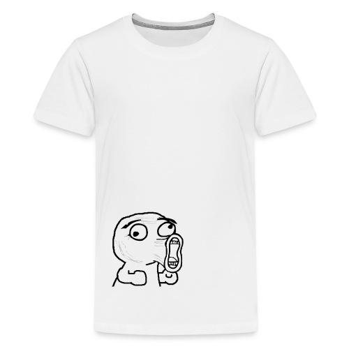 scream - Kids' Premium T-Shirt