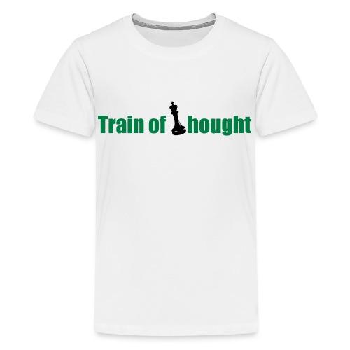 Train of Thought - Kids' Premium T-Shirt
