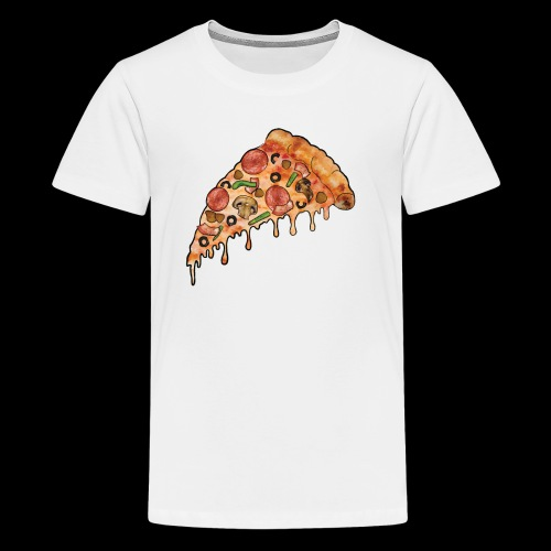 THE Supreme Pizza - Kids' Premium T-Shirt