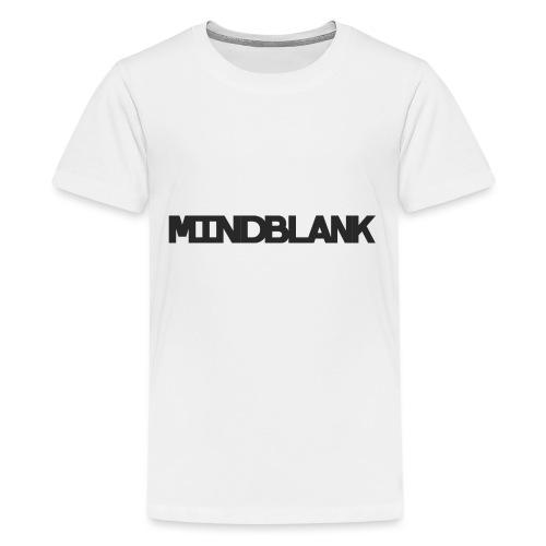 Mind Blank Sports - Kids' Premium T-Shirt