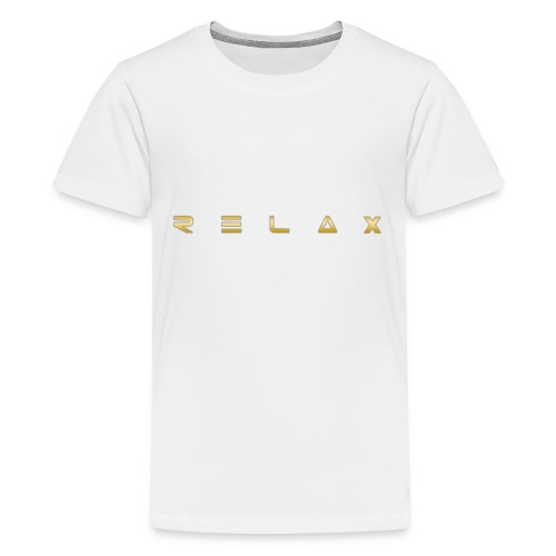 Relax gold - Kids' Premium T-Shirt