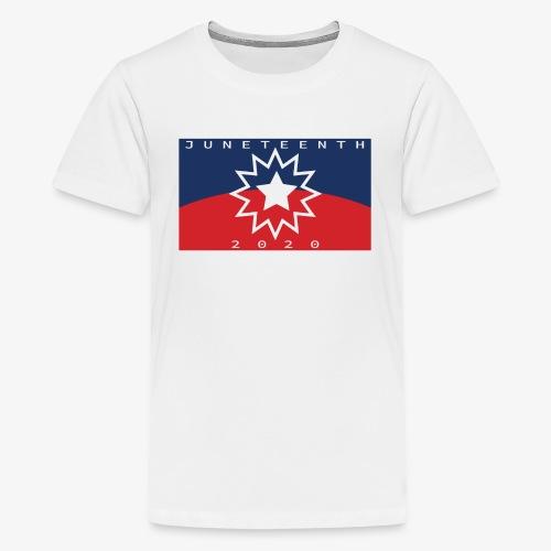 Juneteenth01 - Kids' Premium T-Shirt