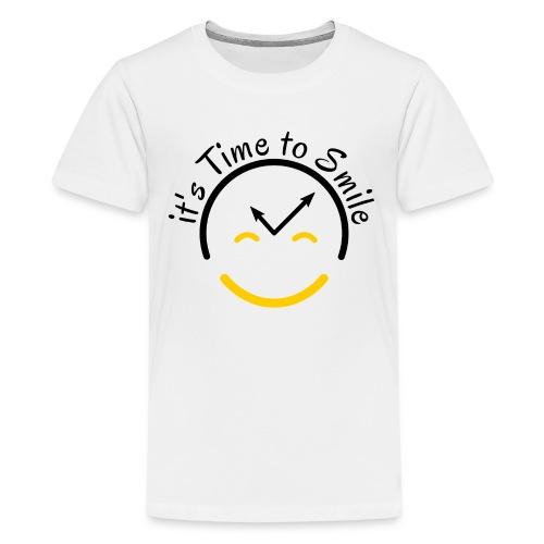 It s Time to Smile - Kids' Premium T-Shirt