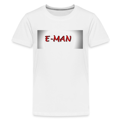 E-MAN - Kids' Premium T-Shirt