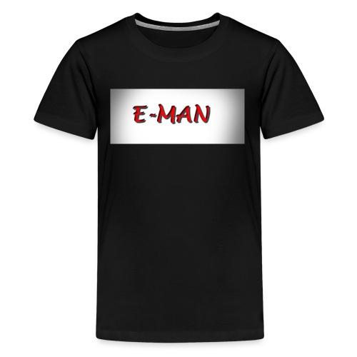 E-MAN - Kids' Premium T-Shirt