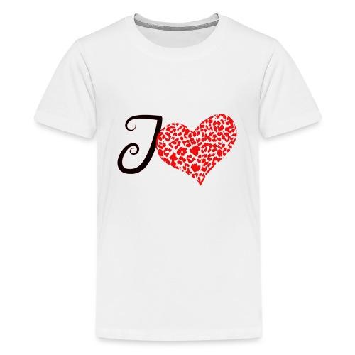 I Love... - Kids' Premium T-Shirt