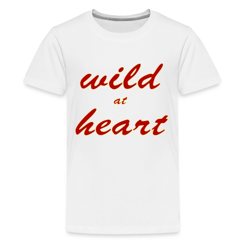 wild at heart - Kids' Premium T-Shirt