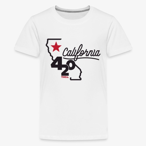 California 420 - Kids' Premium T-Shirt