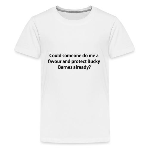 Protect Bucky iPhone 5s Case - Kids' Premium T-Shirt