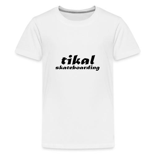 tikal brand logo - Kids' Premium T-Shirt